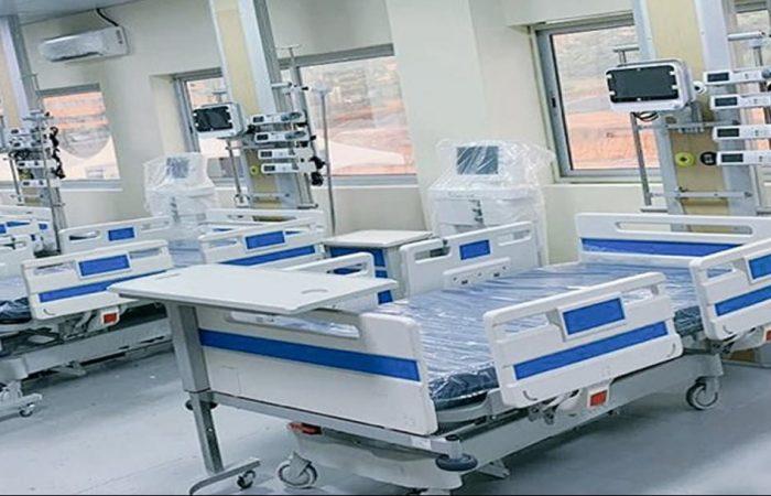 تجهیز مراکز درمانی