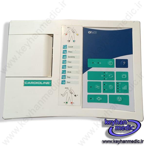 الکتروکاردیوگراف (نوار قلب) cardioline