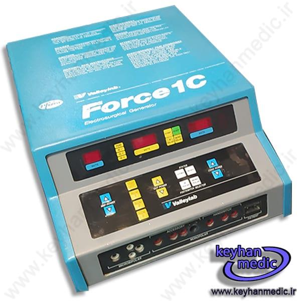 الکتروکوتر 200 وات ولی لب فورس 1 (valleylab Force 1c)
