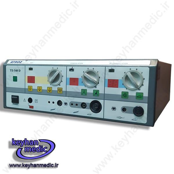 الکتروکوتر 400 وات افروز TD540D