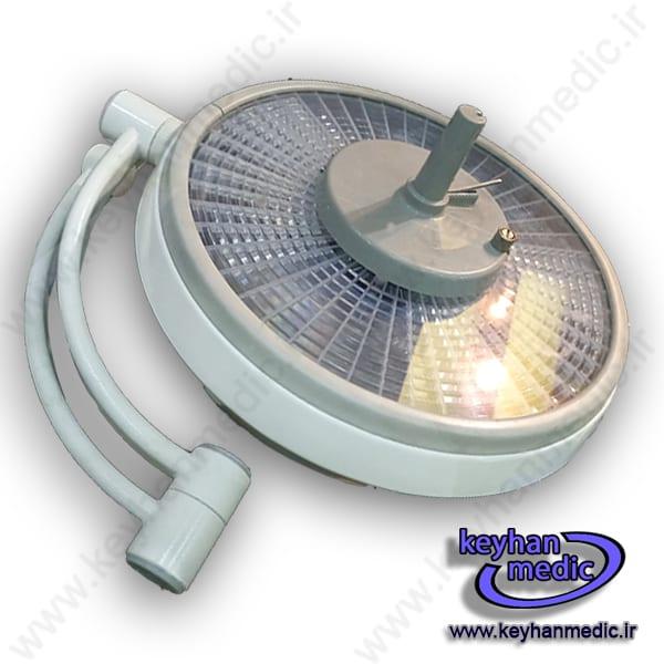 چراغ جراحی پرتابل و سقفی ALM
